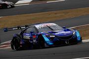 GT500クラス優勝は山本尚貴/牧野任祐組(RAYBRIG NSX-GT)