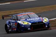 GT300クラス決勝2位は藤波清斗/ジョアオ・パオロ・デ・オリベイラ組(リアライズ 日産自動車大学校GT-R)