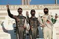 決勝レース: 表彰式