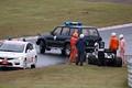 占有走行: 回収されるセルジオ・セッテ・カマラのBuzz Racing SF19