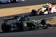 決勝3位は松下信治(Buzz Racing SF19)