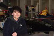 ポールポジションの岡本大地(FTK・レヴレーシング)