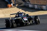 決勝2位の阪口晴南(Buzz Racing with B-MAX)