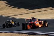 マスタークラスで優勝した今田信宏(JMS RACING with B-MAX )