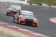 ST-TCRクラス優勝はKIZUNA/千代勝正/安田裕信/大草りき組(WAIMARAMA KIZUNA Audi RS 3 LMS)