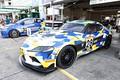 ピットウォーク: ROOKIE Racing GR SUPRA