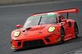 グループ1決勝: 永井宏明/上村優太組(Porsche Center Okazaki GT3R)