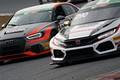 グループ1決勝: WAIMARAMA KIZUNA Audi RS 3 LMS vs F・Link Home CIVIC TCR