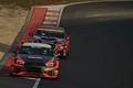 グループ1決勝: KIZUNA/千代勝正/安田裕信/大草りき組(WAIMARAMA KIZUNA Audi RS 3 LMS)
