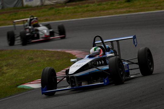 デビューレースの金沢太景(スマイルマックスNRS SII)は予選5位・マスタークラス2位