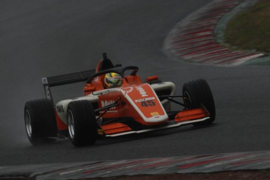 #45大草りき(PONOS Racing)