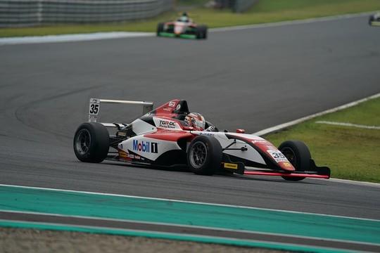 第5戦予選2位、第6戦ポールポジションの野中誠太(TGR-DC RSトムススピリットF4)