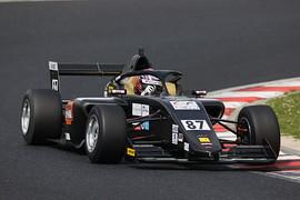 決勝3位は塩津佑介(Power s MP F111)