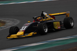 マスタークラス決勝2位は植田正幸(Rn-sports F111/3)