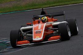 第5戦予選2位、第6戦ポールポジションの大草りき(PONOS Racing)