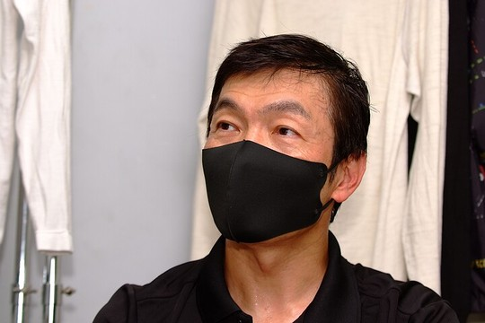 第8戦ポールポジションの今田信宏(B-MAX ENGINEERING)