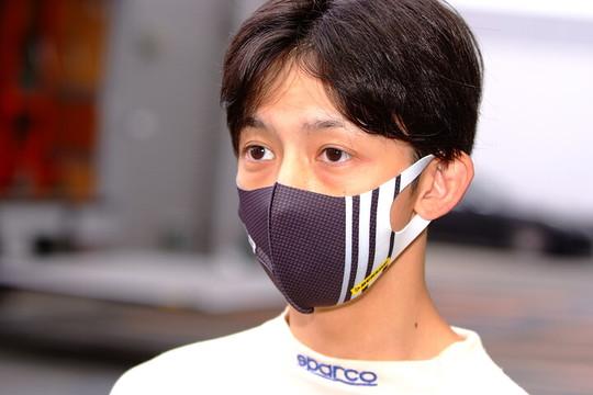決勝2位の小川颯太(SUTEKINA RACING TEAM)