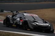 公式テスト岡山2回目: GT500クラストップタイムは笹原右京/大湯都史樹組(Red Bull MOTUL MUGEN NSX GT)