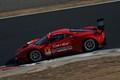 公式テスト岡山: ケイ・コッツォリーノ(PACIFIC NAC CARGUY Ferrari)