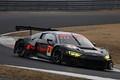 公式テスト岡山: 本山哲/片山義章組(Team LeMans Audi R8 LMS)