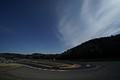 公式テスト岡山: 青空の下ヘアピンを駆ける