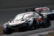 公式テスト岡山1回目: GT500クラス3位は山本尚貴/武藤英紀組(STANLEY NSX-GT)