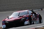 公式テスト岡山1回目: GT500クラス2位は塚越広大/ベルトラン・バゲット組(Astemo NSX-GT)