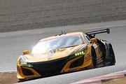 公式テスト岡山1回目: 今季から名取鉄平が加入したUPGARAGE NSX GT3はクラス10位