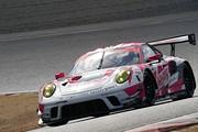 公式テスト岡山1回目: GT300クラス3位は松井孝允/佐藤公哉組(HOPPY Porsche)