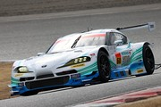 公式テスト岡山1回目: GR Supuraを持ち込んだ吉本大樹/河野駿佑組(SYNTIUM LMcorsa GR Supra GT)は13位