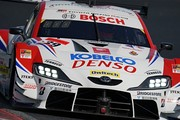 公式テスト岡山3回目: GT500クラストップタイムはヘイッキ・コバライネン/中山雄一組(DENSO KOBELCO SARD GR Supra)