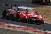 公式テスト岡山4回目:GT500クラス2位は松田次生/ロニー・クインタレッリ組(MOTUL AUTECH GT-R)