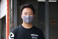 予選3位の三井優介(ecobest☆ハンマーR疾風)