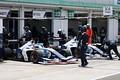 スタート進行: TCS NAKAJIMA RACINGの2台