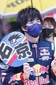 大湯都史樹(TEAM Red Bull MUGEN)