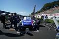 スタート進行: リアライズ 日産自動車大学校GT-R(KONDO RACING)