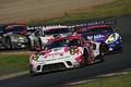 決勝レース: 松井孝允(HOPPY Porsche)