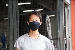 予選3位の前田大道(ELEVレーシングドリーム10V)