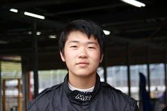予選2位の度会太一(オートバックスドラゴコルセ)