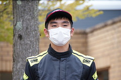 決勝3位の伊藤慎之典(テイクファーストチャリ走10V)