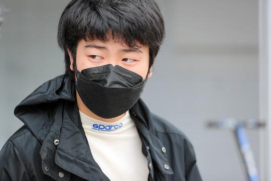 予選3位の髙口大将(FTK・レヴレーシングガレージ)