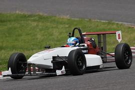 決勝4位は八巻渉(中日本自動車短期大学MSE学科KKS-Ⅱ)