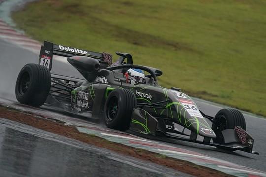 第10戦ポールポジション、第11戦予選3位のジュリアーノ・アレジ(TOM\'S)
