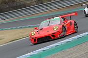 総合&ST-Xクラスポールポジションは永井宏明/上村優太/中山雄一組(PC Okazaki 911 GT3R)