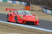 ウォームアップ: 総合&ST-Xクラストップタイムは永井宏明/上村優太/中山雄一組(PC Okazaki 911 GT3R)