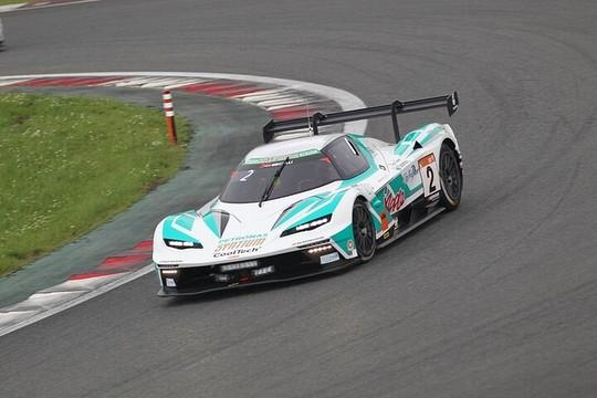 ST-1クラス優勝は2号車・シンティアムアップルKTM