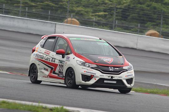 ウォームアップ: ST-5クラストップタイムは222号車・Honda Cars Tokai J-net Fit
