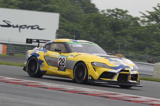 ウォームアップ: ST-Qクラストップタイムは28号車・ORC ROOKIE Racing GR SUPRA