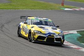 ST-Qクラスの蒲生尚弥/豊田大輔/山下健太/小倉康宏組(28号車・ORC ROOKIE Racing GR SUPRA)