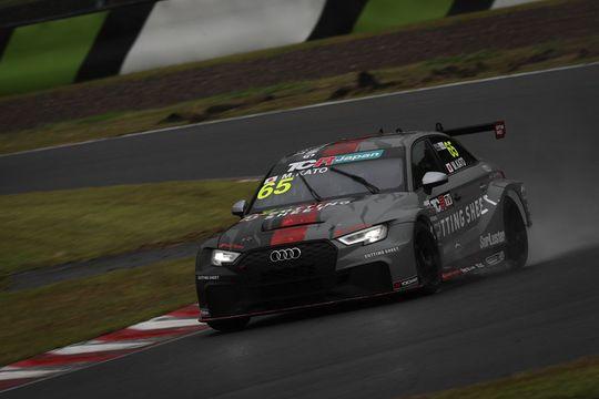 決勝3位は加藤正将(Audi Team Mars)